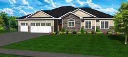 Ranch Style House Plans 97-108