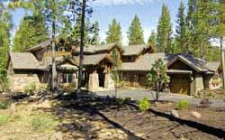 Mountain-or-Rustic Style Floor Plans 98-102