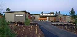 Modern Style House Plans Plan: 98-115