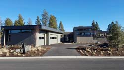 Contemporary Style Home Design Plan: 98-130