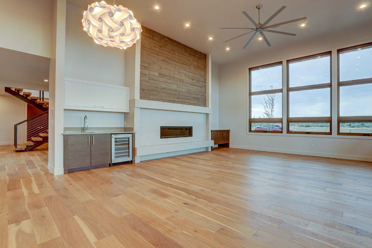 Contemporary Style Floor Plans