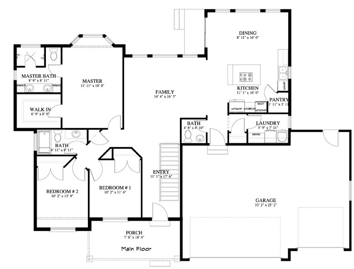 House Plans By Designer 99 Page 1 Monster House Plans