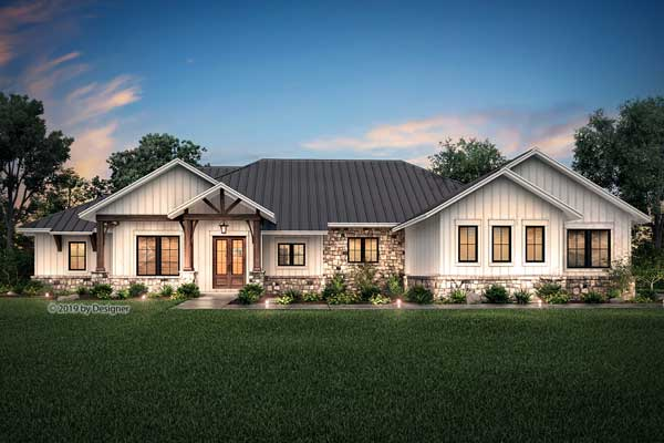 Ranch House Plans Find Your Perfect Ranch Style House Plan