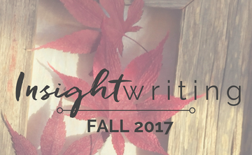 FALL 6WK Insight Writing Workshops