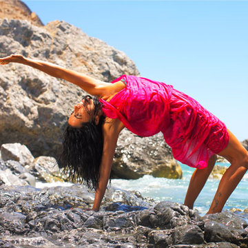 "Women's ""From the Body to the Spirit"" Yoga and Body Soul Movement Retreat in South Italy"