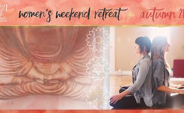 Women's Weekend Retreat: Autumn Renew & Refresh