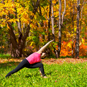 Autumn Recharge | Yoga & Wellness | 2 day