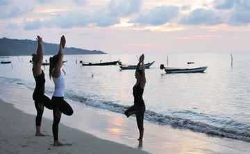 Thailand Art of Adventure Exploration & Culture Yoga Retreat