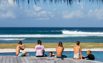 Rote Island Surf & Yoga Retreat ~ Co-ed