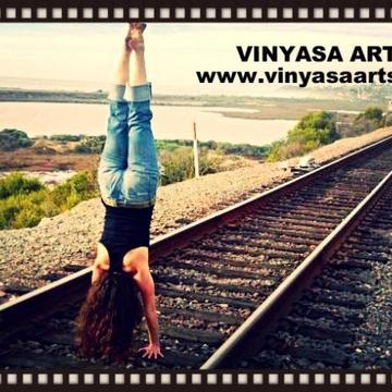 Vinyasa Arts Yoga Studio in Cardiff Town Center
