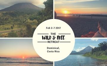 Wild & Free Costa Rica Yoga Retreat
