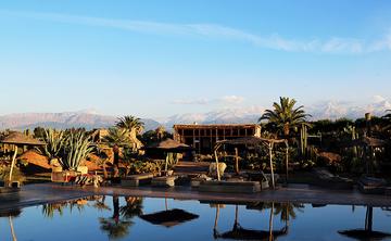 Magical Marrakech Yoga Retreat