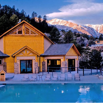 Mt. Princeton Hot Springs Resort