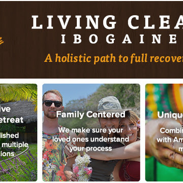 Living Clean Ibogaine / Bridging psychotherapy and indigenous Ayahuasca ceremony in central Mexico