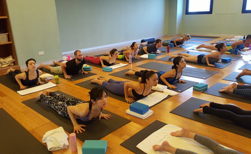 Yoga teacher training in Rishikesh at Yoga Trainers India School