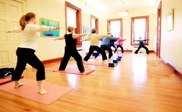 Summer Adult Yoga Schedule Preview Week