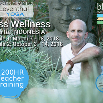 200 Hour Yoga Alliance Foundation Teacher Training with Les Leventhal