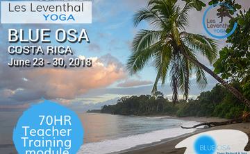 70HR MODULE / IMMERSION at BLUE OSA RETREAT Osa Peninsula, Costa Rica