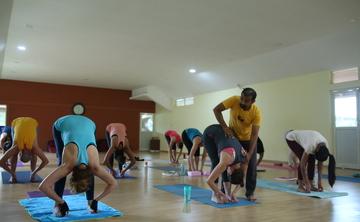 28 days Ashtanga Yoga Teacher Training - November 2017 Mysore India