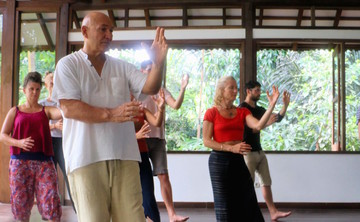 Bali Zhan Zhuang Qigong with Peter Caughey