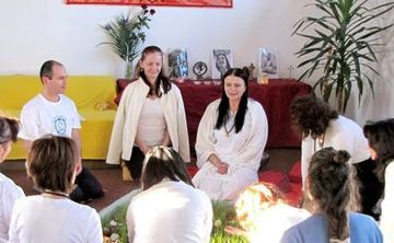 Living in the Beauty of the Heart Workshop in France
