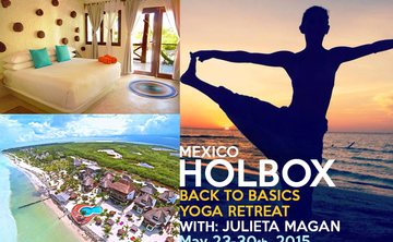 Yoga Retreat in Holbox, Mexico