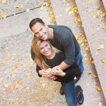 Michelle Steinke-Baumgard & Keith Baumgard