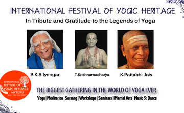International Festival of Yogic Heritage
