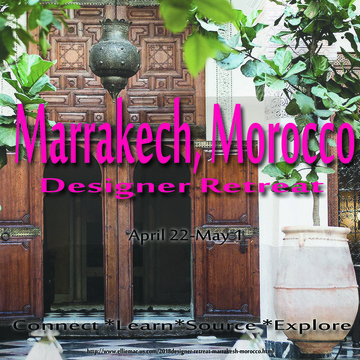Designer Retreat Marrakech Morocco