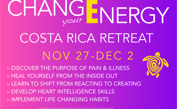 Transform Your Life, Change Your Energy