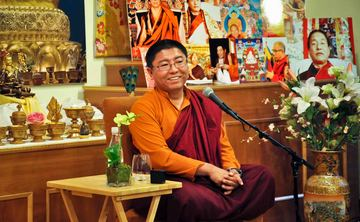 Dzogchen Advanced Practice Retreat