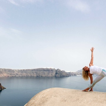 'Elements of Life' Yoga Retreat Greece