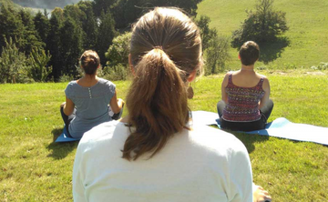 Sharpham House: Creating Space – a Mindfulness and Creative Enquiry Retreat for Women (4 nights)