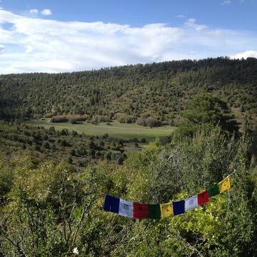 Wisdom Rising in the Wild: Mandala of the Enlightened Feminine, A Women's Wilderness Retreat