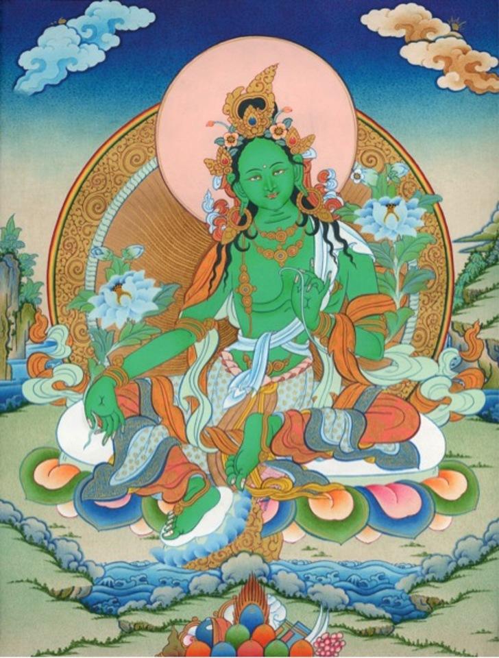 Green Tara 3: Green Tara Retreat