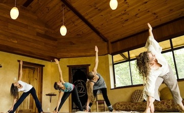 Autumn Lifepath Yoga Retreat in Ecuador