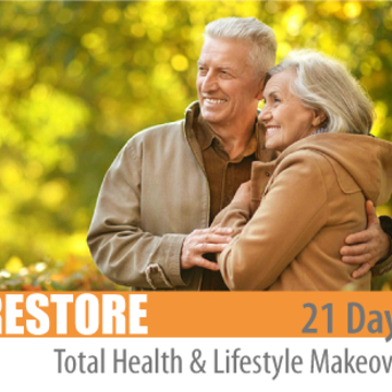 21-Day Total Health & Wellness Makeover™