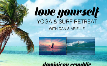 Love Yourself Surf & Yoga Retreat