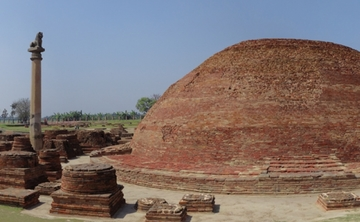 Footsteps of Buddha/North India & Nepal Spiritual Sacred Sites Tour - Sept 14-25, 2015