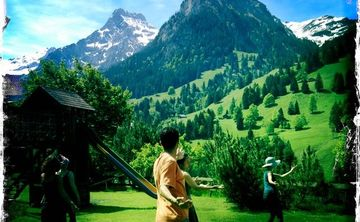 Ancient Lomi Lomi Healing Retreat • Switzerland