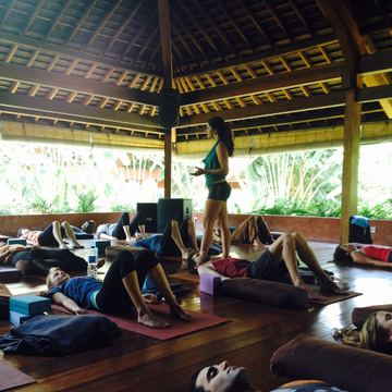 Yoga Energetics - Foundation Yoga Teacher Training
