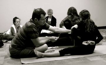 Hot Yoga Teacher Training (YA - RYT): 250 hrs, Buffalo (extended 1 of 2)