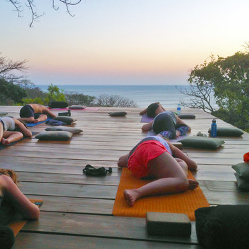 Back to Nature Yoga Retreat Nicaragua, April 2018
