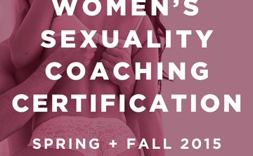 5 Day Sex Coaching Training for Women
