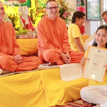 Yoga Teachers Training Course Nov 2018