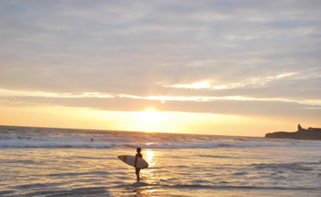 5 Day ReWilding, Yoga, and Surf Retreat: Ecuador's Sunshine Coast (Men & Women)