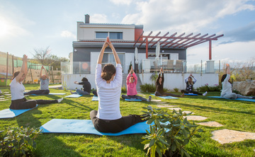 8 Day All Inclusive Tai Chi & Yoga Retreat on Croatian Seaside, December 2017
