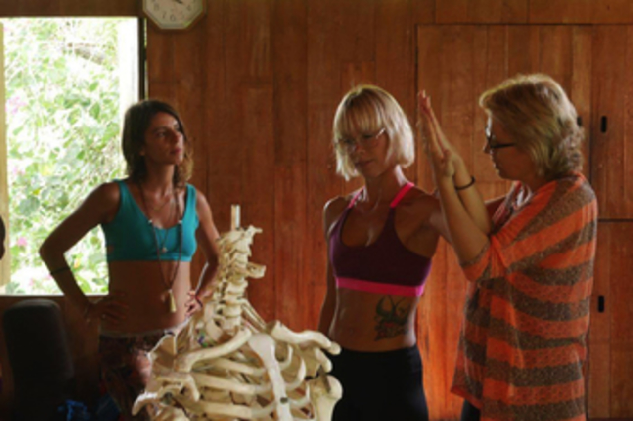 FUNCTIONAL ANATOMY OF MOVEMENT - 8 Day Yoga Anatomy Course - Event ...