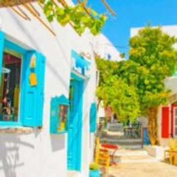 Awaken Your Inner Goddess in Greece with Julie