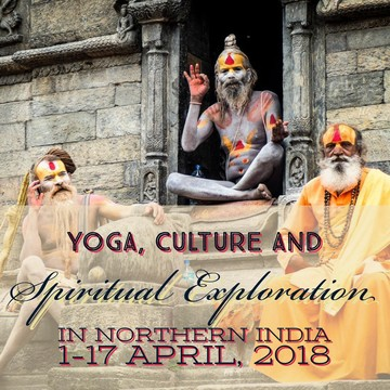 Yoga, Culture & Spiritual Exploration in Magical Northern India